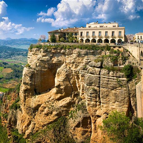 Ronda- Malaga turismo