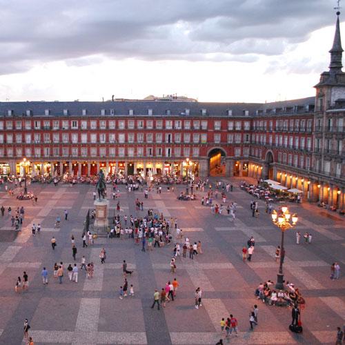 MADRID-turismo, capital de España